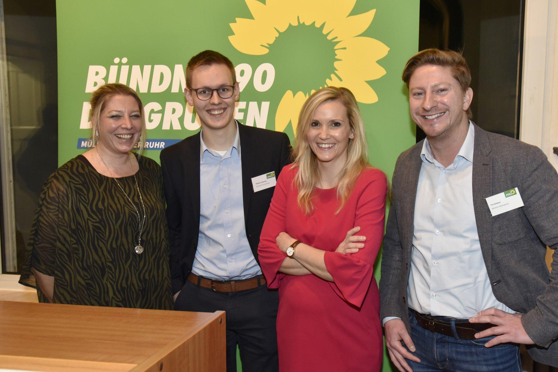 Bündnispapier mit der CDU beschlossen
