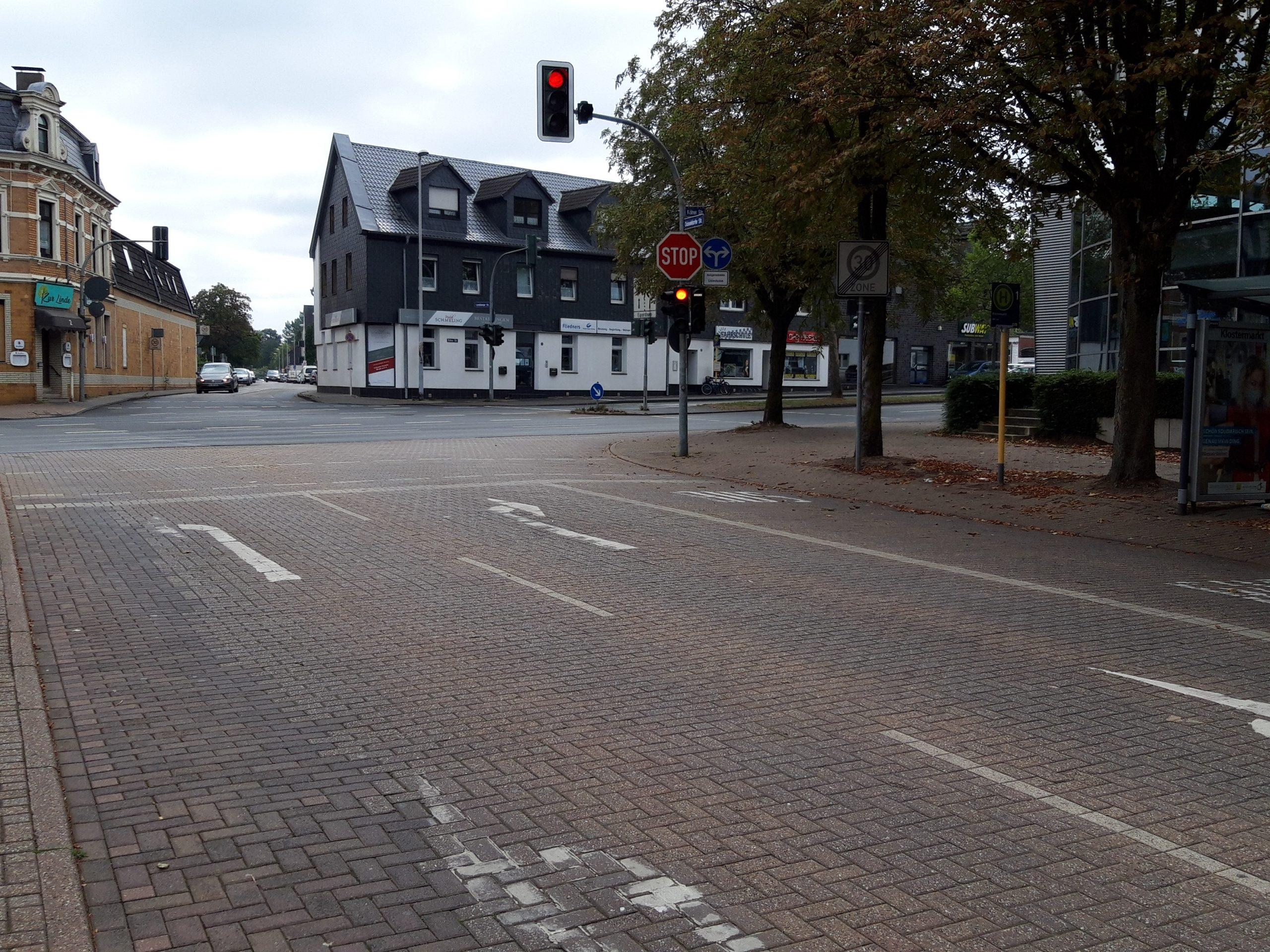 Barriere für Radverkehr entschärfen!