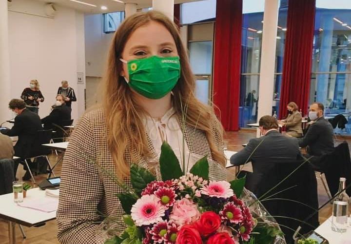 Konstituierende Ratssitzung: Ann-Kathrin Allekotte ist für uns 2. Bürgermeisterin der Stadt!